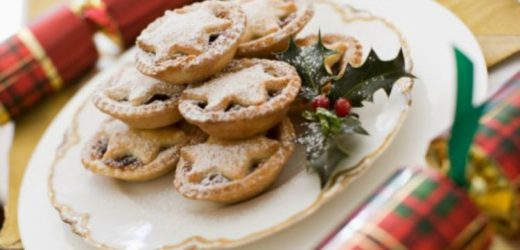 Brits divided over having mince pies for breakfast with half saying it is acceptable
