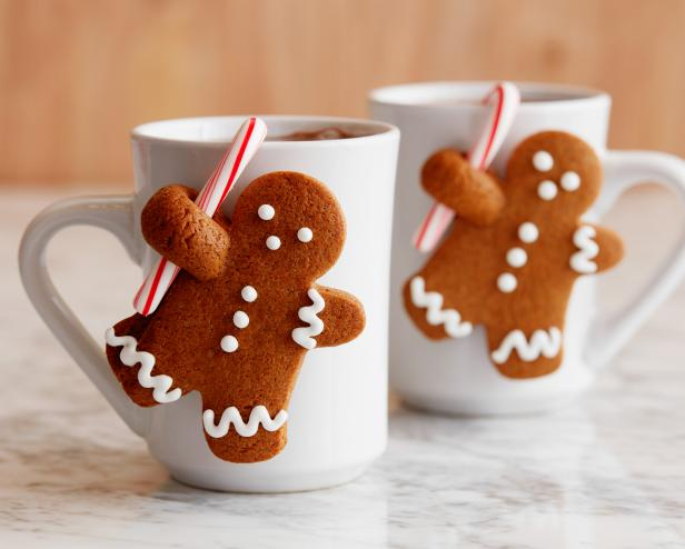 Gingerbread Man Mug Mates