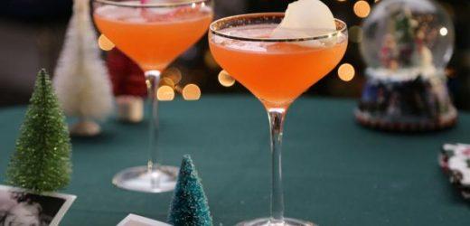 Lady Greyhound Cocktail