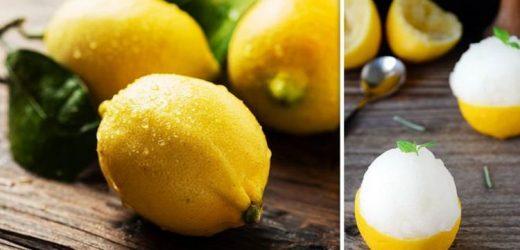 Can you freeze lemons?
