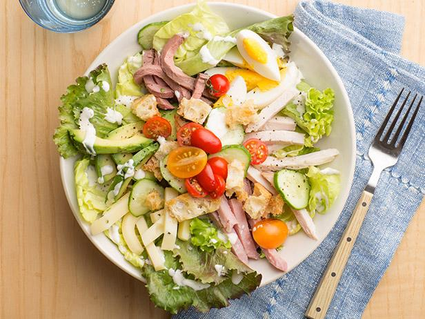 Diner-Style Salads
