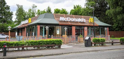 Are McDonald's drive thrus open?