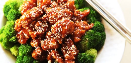 The Best Chinese Sesame Chicken Recipe