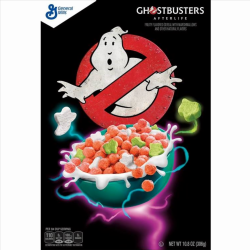 A New 'Ghostbusters' Cereal Is Hitting Shelves Soon And It's Filled With Tasty Marshmallow Pieces