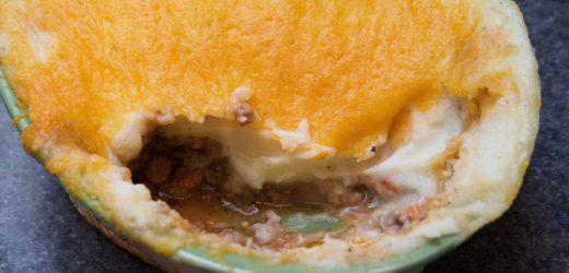 Proper English Cottage Pie