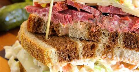 Corned Beef Special Sandwiches