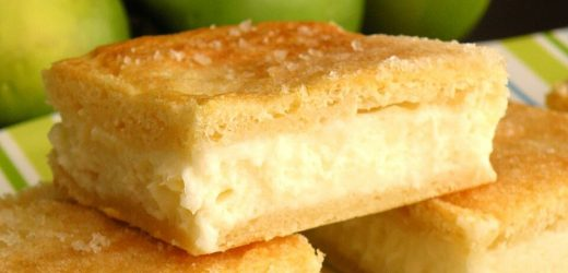 Cream Cheese Squares