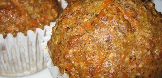 Flax Seed Carrot Cake
