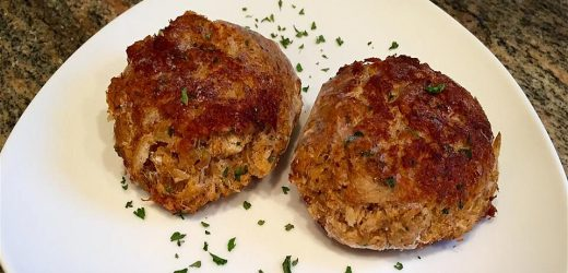 Easy Maryland Crab Cakes