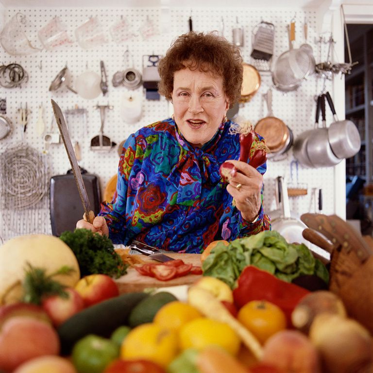A Julia Child TV Show Is Heading to HBO Max