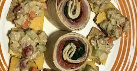 Stacy's Crunchy Tuna Salad
