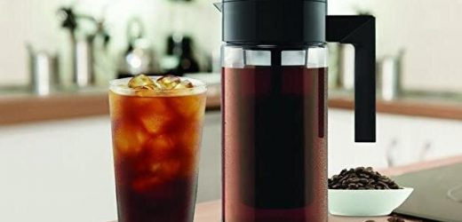 Amazon's Top-Rated Cold Brew Coffee Maker Is Now 20% Off
