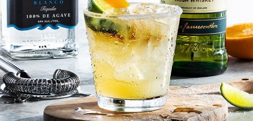 Chili's March Margarita Of The Month Is 'The Lucky Jameson' And It's Like Your Own Little Pot Of Gold