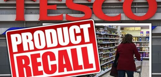 Tesco shares urgent food recall warning amid serious allergy fears – full list of items