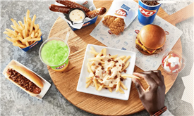 Dairy Queen Now Has Bacon Queso Topped Fries That Are The Perfect Side