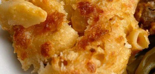 Lightened-Up Macaroni and Cheese