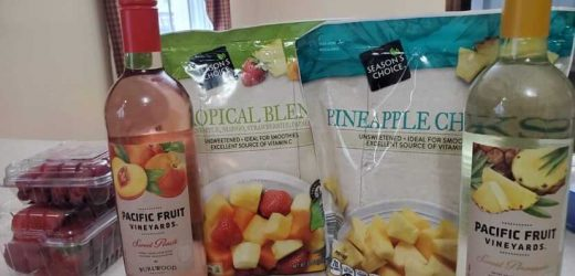 Aldi's Bags Of Booze Require Just 2 Ingredients From The Grocery Store