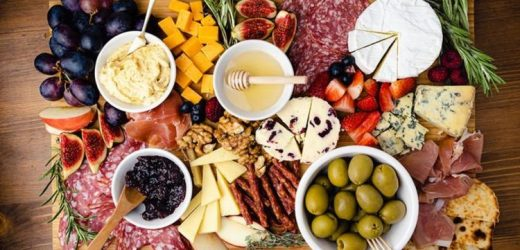 Best healthy sharing platter ideas that will help you lose weight