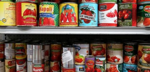 Tinned tomatoes shortage: Shoppers issued warning as supermarkets introduce new rationing