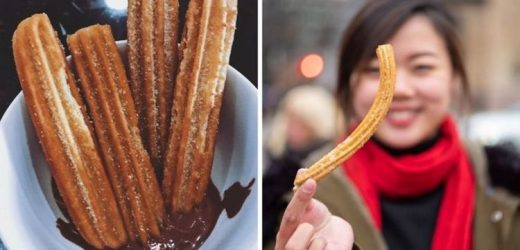 Churros recipe: How to make churros from scratch