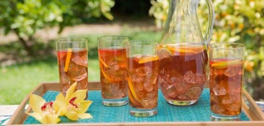 How to make iced tea at home – foolproof recipe with just 3 steps