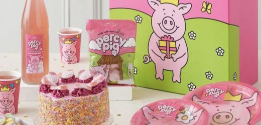 Marks and Spencer launch Percy Pig hampers and gifts to celebrate anniversary – buy now