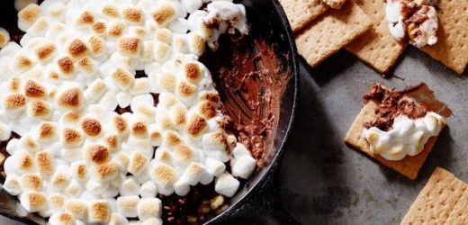 Our Best Gooey, Chocolatey S'mores Recipes