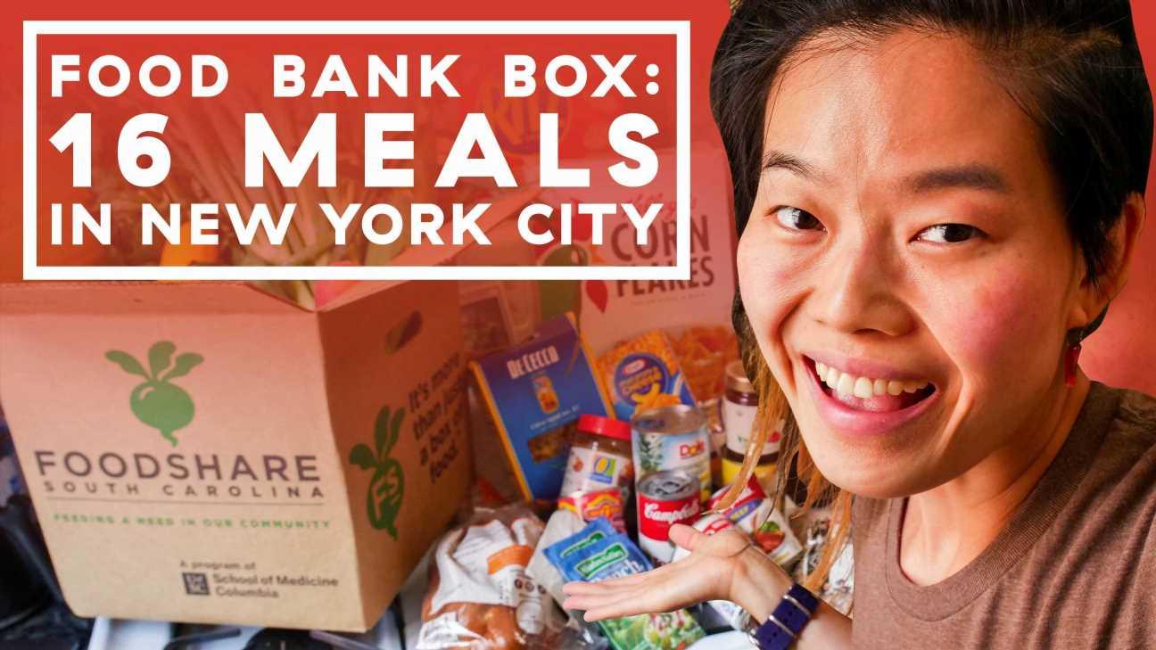 Budget Eats: Food Pantry Box Edition