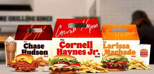 Burger King Has New Celebrity Meals And One Is With Nelly