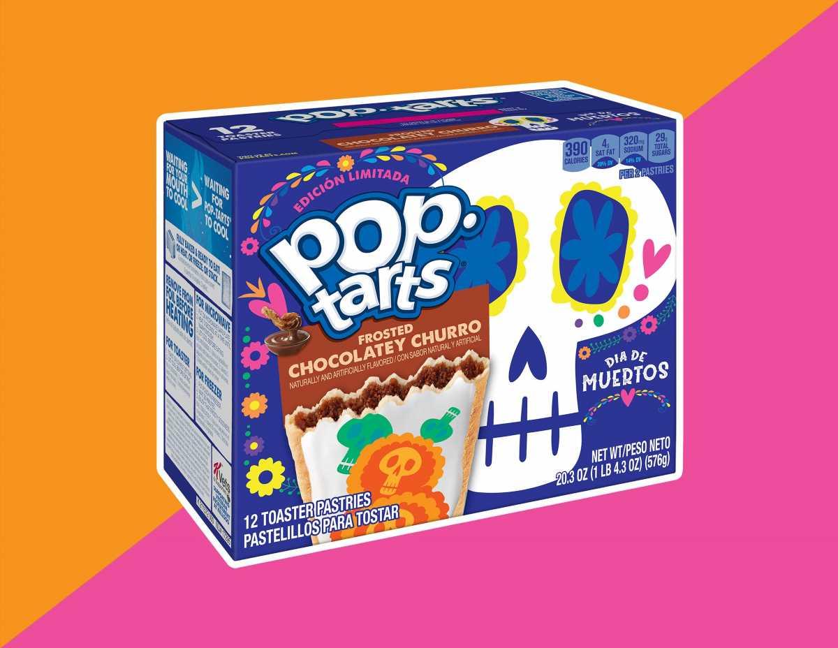 Celebrate Dia De Muertos With This Pop-Tarts Design
