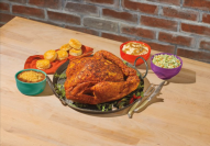 Popeyes Is Bringing Back Its Cajun-Style Turkey Just In Time For Thanksgiving