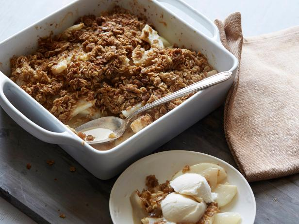 Sweet and Savory Pear Recipes