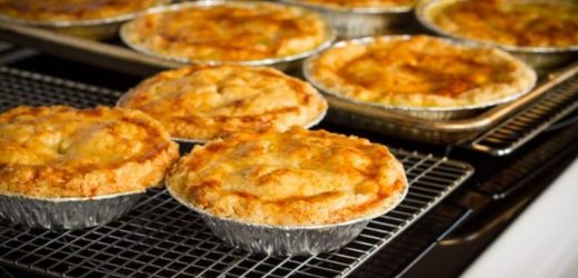 Britain facing a national pie shortage thanks to rising costs and supply issues