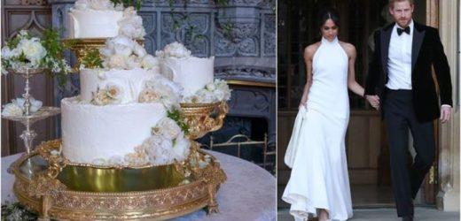 Recipe for Harry and Meghan's tradition-breaking wedding cake – Lemon and elderflower