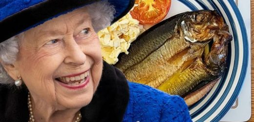 Royal diet: Queen eats kippers for breakfast since 'war years' – loves 'compelling aroma'