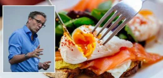 Weight loss: Michael Mosley shares typical meals to lose weight on The Fast 800 diet plan